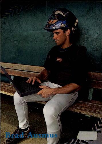 Photo of 1998 Stadium Club #257 Brad Ausmus