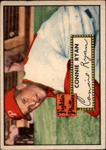 Photo of 1952 Topps #107 Connie Ryan