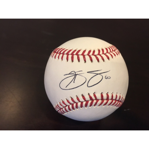 Photo of Giants Community Fund: Hunter Strickland Autographed Baseball