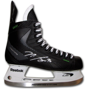 P.K. Subban Autographed Reebok Hockey Skate (Montreal Canadiens)
