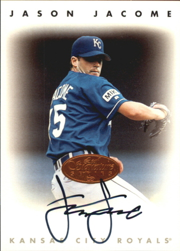Photo of 1996 Leaf Signature Autographs #115 Jason Jacome