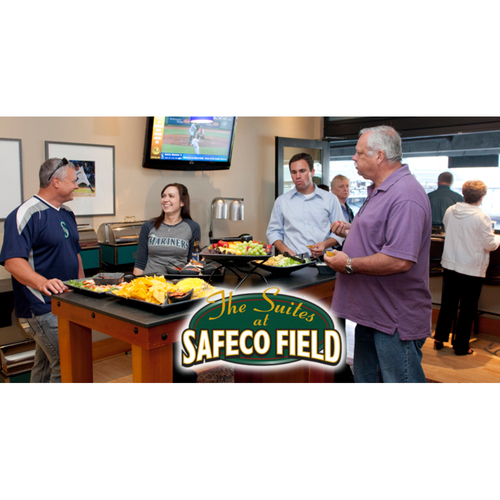 Photo of Mariners Care Charity Night: <b><i>ROOT SPORTS</i></b> Private Suite w/<b><i>ROOT SPORTS</i></b> Personality Visit