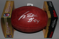 NFL - TITANS AVERY WILLIAMSON SIGNED AUTHENTIC FOOTBALL