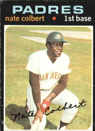 Photo of 1971 Topps #235 Nate Colbert