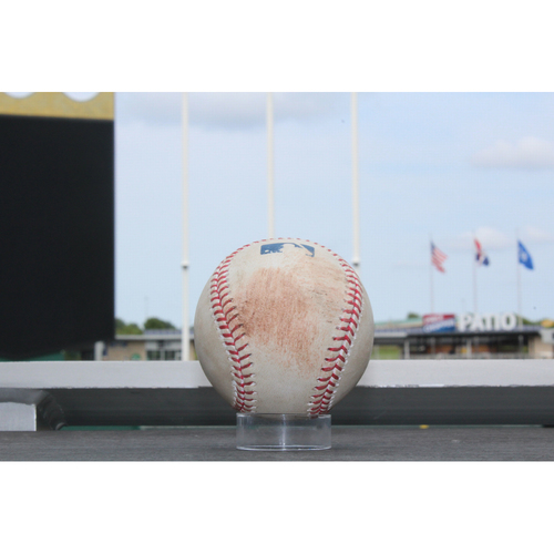 Photo of Game-Used Chris Tillman Strike Out (Bal @ KC 5/13/17)