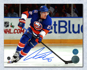 Anders Lee New York Islanders Autographed 8x10 Photo