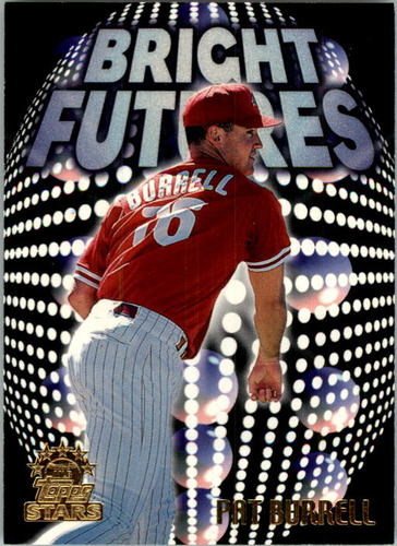 Photo of 1999 Topps Stars Bright Futures #BF8 Pat Burrell