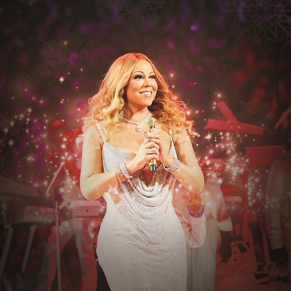 Photo of Mariah Carey Concert Tickets + Signed Poster
