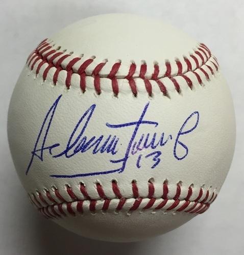 Asdrubal Cabrera Autographed Baseball