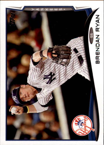 Photo of 2014 Topps Update #US231 Brendan Ryan