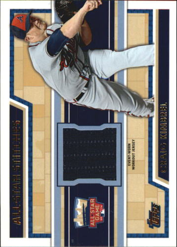 Photo of 2014 Topps Update All Star Stitches #ASRCKI Craig Kimbrel