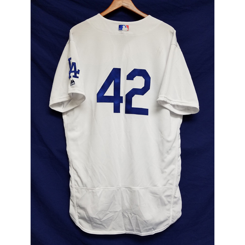 "Photo of Grant Dayton Team-Issued ""42"" Jersey"