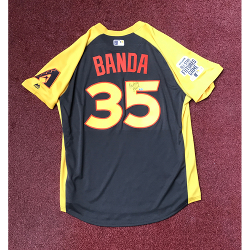 Photo of 2017 All-Star Auction: Anthony Banda Autographed Jersey