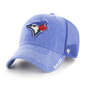 Toronto Blue Jays Burnstead Mesh Snap by '47 Brand