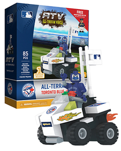 Toronto Blue Jays 4 Wheel ATV With Figurine by OYO Sports