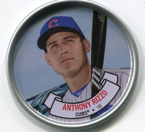 Photo of 2017 Topps Archives Coins #C8 Anthony Rizzo