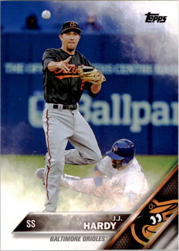 Photo of 2016 Topps #233 J.J. Hardy