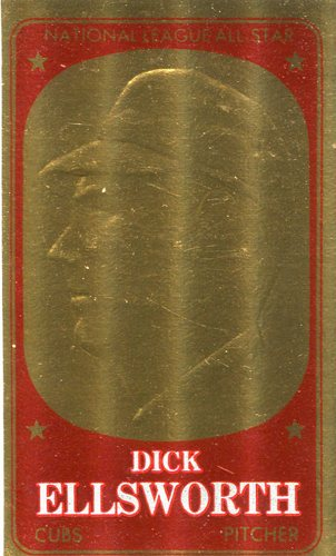Photo of 1965 Topps Embossed #67 Dick Ellsworth
