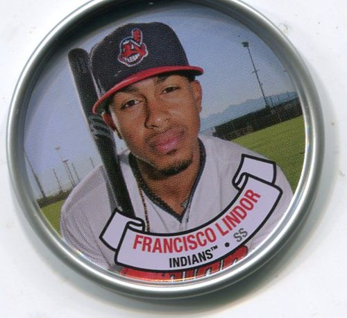 Photo of 2017 Topps Archives Coins #C11 Francisco Lindor