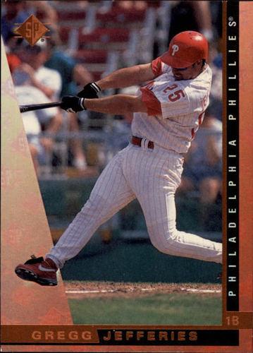 Photo of 1997 SP #138 Gregg Jefferies