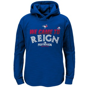 Youth We Came To Reign 2016 Postseason Pull Over Hoody by Majestic