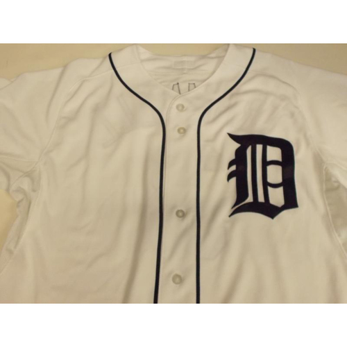Photo of 2015 Game-Used Alan Trammell Home Jersey