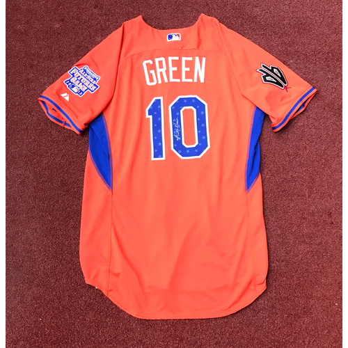 Photo of 2017 All-Star Auction: Andy Green Autographed 2013 All-Star Futures Game Jersey