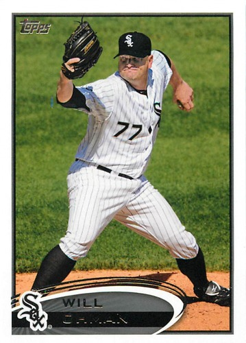 Photo of 2012 Topps Update #US88 Will Ohman
