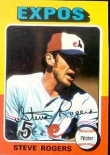 Photo of 1975 Topps #173 Steve Rogers