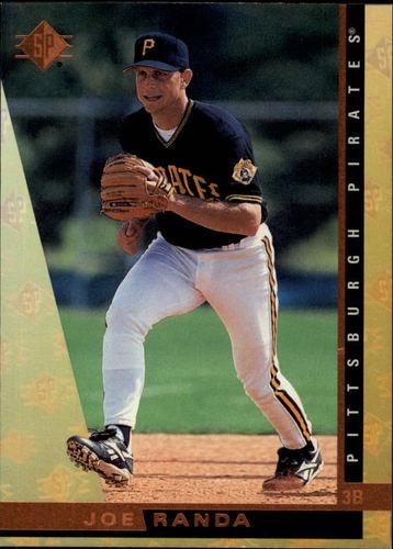 Photo of 1997 SP #143 Joe Randa