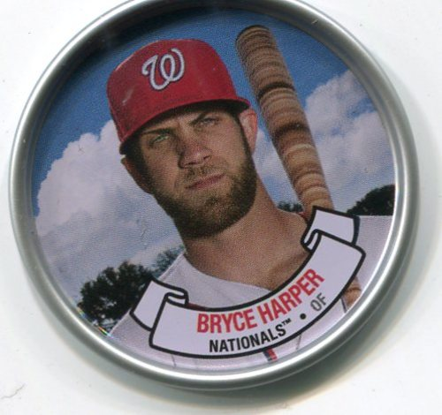 Photo of 2017 Topps Archives Coins #C20 Bryce Harper