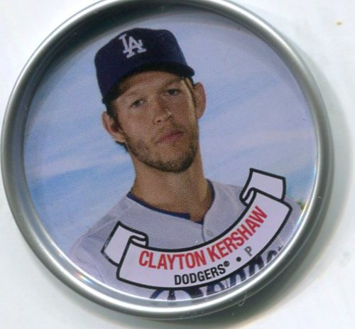 Photo of 2017 Topps Archives Coins #C22 Clayton Kershaw