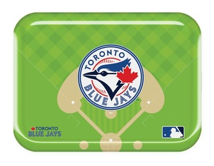 Toronto Blue Jays Melamine Serving Tray by Hunter