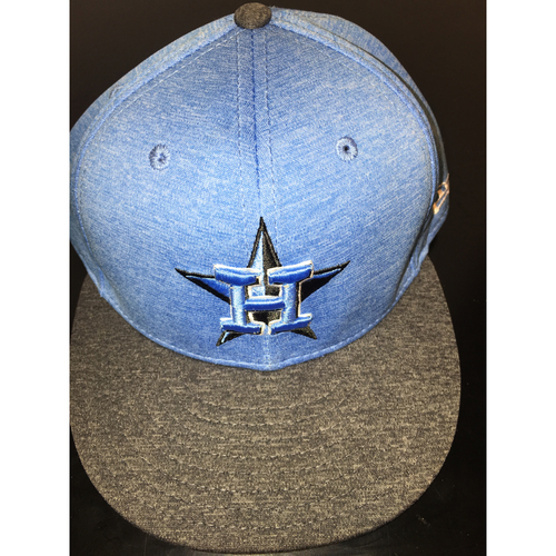 Photo of Game-Used Father's Day Cap: Carlos Correa