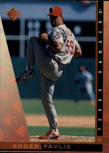 Photo of 1997 SP #171 Roger Pavlik
