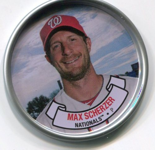 Photo of 2017 Topps Archives Coins #C24 Max Scherzer