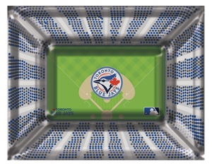 Toronto Blue Jays Melamine Party Platter by Hunter