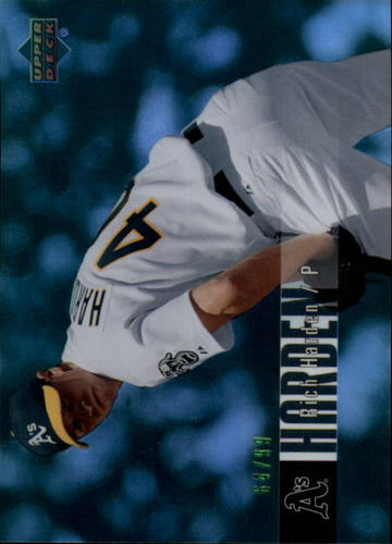 Photo of 2006 Upper Deck Special F/X Green #336 Rich Harden /99
