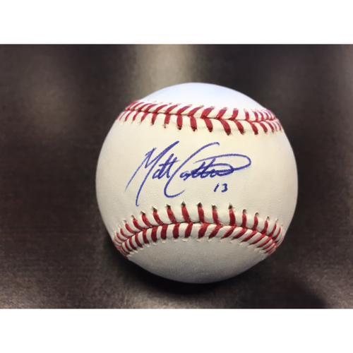 Photo of GCF Buy-It-Now Listing: Matt Carpenter Autographed Baseball