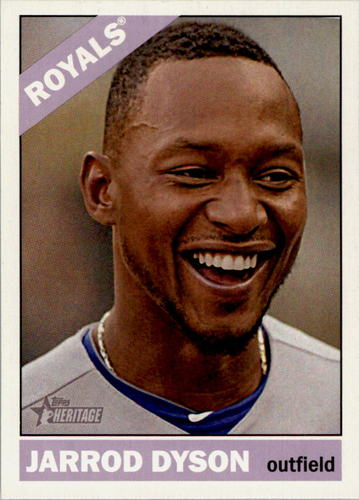Photo of 2015 Topps Heritage #206 Jarrod Dyson