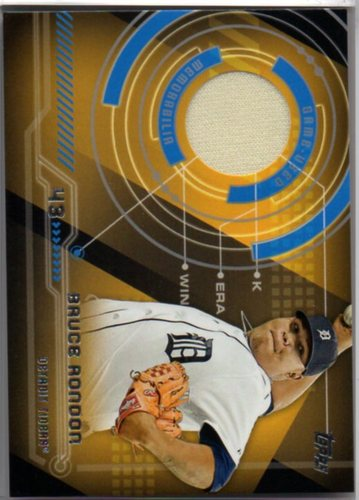Photo of 2014 Topps Trajectory Relics #TRBRO Bruce Rondon