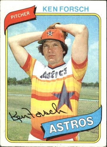 Photo of 1980 Topps #642 Ken Forsch DP