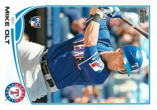 Photo of 2013 Topps #87 Mike Olt RC