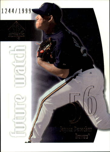 Photo of 2002 SP Authentic #213 Jayson Durocher FW RC
