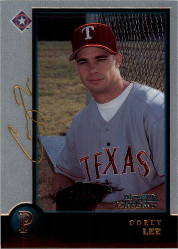 Photo of 1998 Bowman Chrome Golden Anniversary #198 Corey Lee