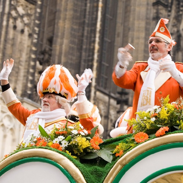 Click to view Experience the Carnival in the Heart of Cologne.