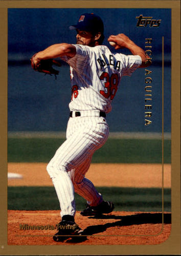 Photo of 1999 Topps #158 Rick Aguilera