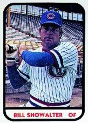 Photo of 1981 Columbus Clippers TCMA #20 Bill (Buck)  Showalter