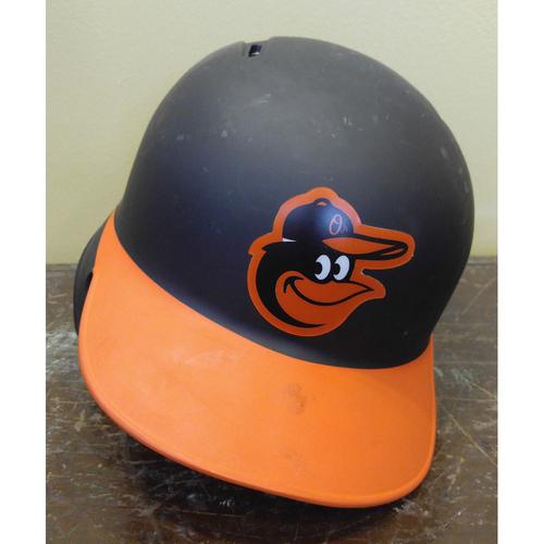 Chance Sisco - Batting Helmet: Team-Issued
