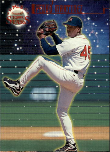 Photo of 1998 Topps Stars #144 Pedro Martinez